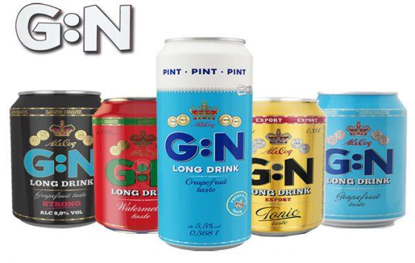Long drinky