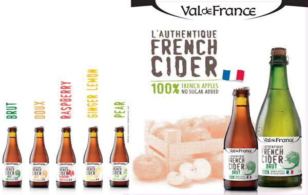 Val de France cider
